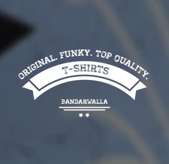 Bandarwalla t shirts category image